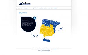 Delegaciones | Soleme S.L. - Soluciones Energéticas