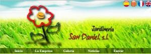 Cabecera Jardinería San Daniel